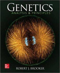 Genetics- Analysis and Principles Robert J. Brooker 5th Edition