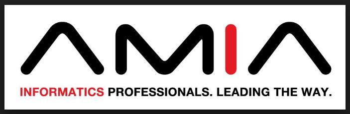 American Medical Informatics Association Logo