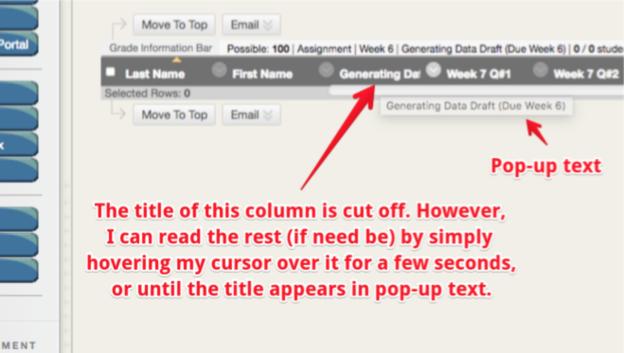 BB GC Web - Cutoff Column Titles