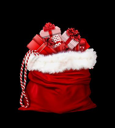santa's bag of toys